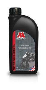 Millers Oils Motorcycle ZFS 10w40 1L