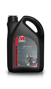 Millers Oils Motorcycle ZSS 20W50 4L